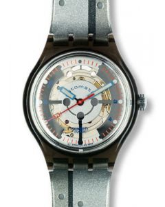 Swatch Automatik Silver Baron SAM104