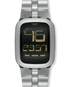 Swatch Touch Silver Bump SURM100