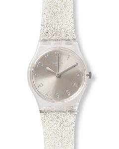 Swatch Lady Silver Glistar Too LK343E