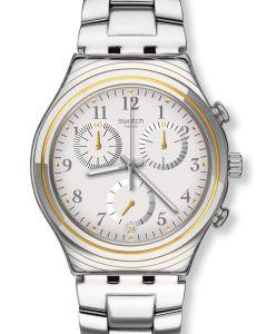 Swatch Irony Chrono Silvernow YCS586G