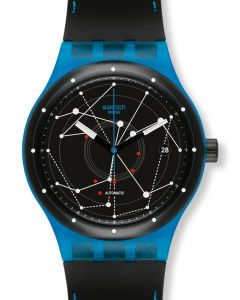 Swatch Automatik Sistem 51 Sistem Blue SUTS401