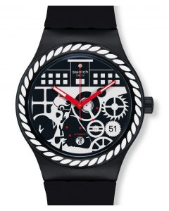 Swatch Automatik Sistem 51 Sistem Schwiiz SUTB404