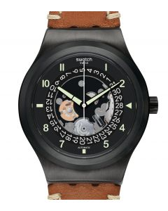 Swatch Irony Sistem51 Sistem Throught YIB402