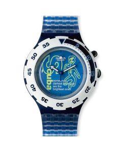 Swatch Scuba 200 Loomi Skelet-Eau SDS900
