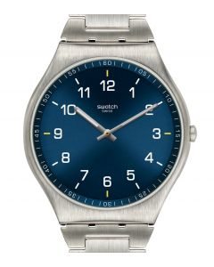 Swatch Skin Irony 42 Skin Suit Blue SS07S106G