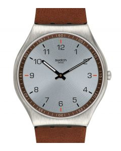 Swatch Skin Irony 42 Skin Suit Brown SS07S108
