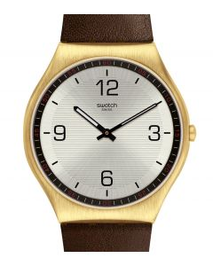 Swatch Skin Irony 42 Skin Suit Coffee SS07G100