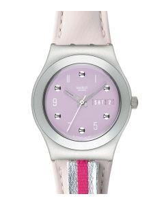 Swatch Irony Medium Sky Like Pink YLS7001C