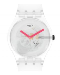 Swatch New Gent Snow Blur SUOW172