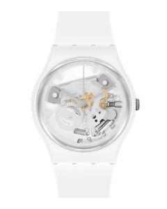 Swatch Originals Gent Spot Time White SO31W102