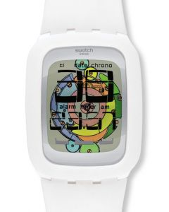 Swatch Touch Square Dance SURW107