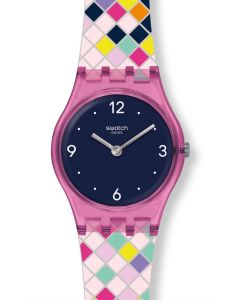Swatch Lady Squarolor LP153