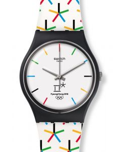 Swatch Gent Star Games GZ317
