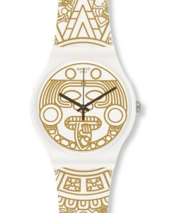 Swatch New Gent STILL ALIVE SUOW105