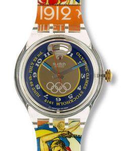 Swatch Automatic Stockholm SAZ103