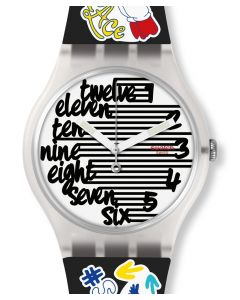 Swatch New Gent Streety SUOW157