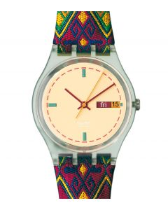 Swatch Gent Sue Ineluctable GG708C