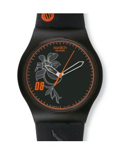 Swatch Jelly in Jelly Access Sun Twirly SUMB101