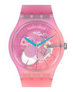 Swatch Originals New Gent Supercharged Pinks SUOK151