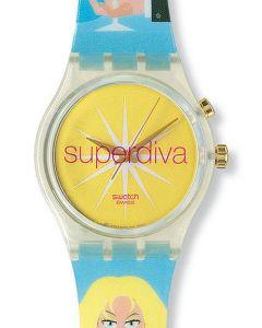 Swatch Gent SUPERDIVA GT900
