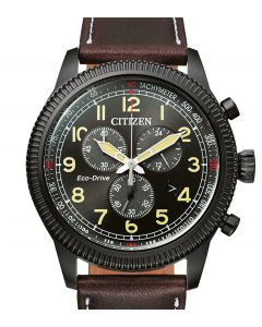 Citizen Chrono Herrenuhr AT2465-18E