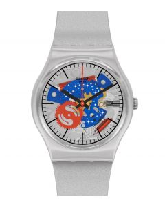 Swatch Gent Special Take Me To The Moon GZ355