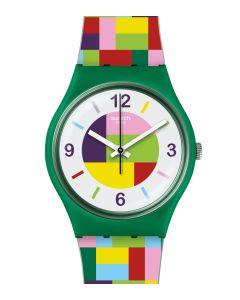 Swatch Gent Tet Wrist GG224
