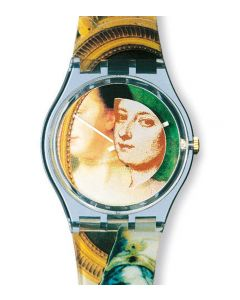 Swatch Gent Artist Special THE LADY & THE MIRROR GN170