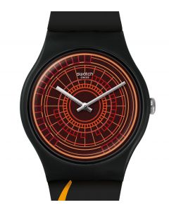 Swatch New Gent Special The World Is Not Enough 1999 SUOZ304