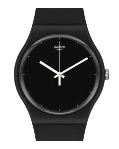 Swatch Originals New Gent Think Time Black SO32B106