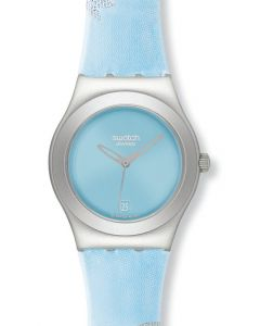 Swatch Irony Medium TILE LIGHT BLUE TOO YLS4008C