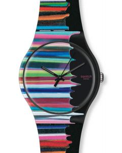 Swatch New Gent TIMEISNEVERTIMEENOUGH SUOZ118