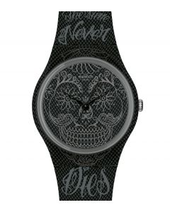 Swatch Gent Time Never Dies Black GM180