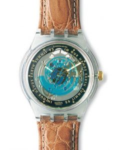Swatch Automatic Time To Move Too SAK102C