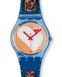 Swatch Gent Total Heartbeat GN187C