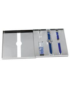 Swatch Automatic Special Tresor Magique / Platin SAZ101