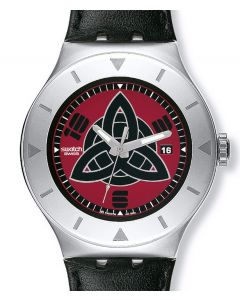 Swatch Irony Nabab Tribal Chief YNS416