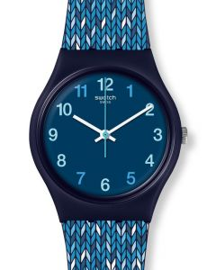 Swatch Gent Trico'Blue GN259