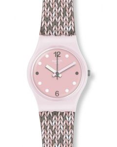 Swatch Lady Trico Pink LP151