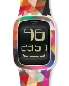 Swatch Touch TROUBLE EFFECT SURW104