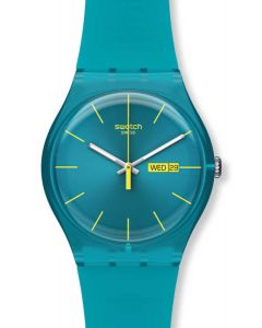 Swatch New Gent TURQUOISE REBEL SUOL700