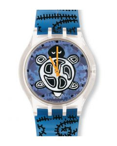 Swatch Puzzle Motion Turtle Turn SUPK106