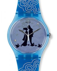 Swatch New Gent TWO LOVERS SUOZ239