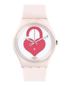 Swatch Gent Valentins Special Unlock my Heart GZ292STD