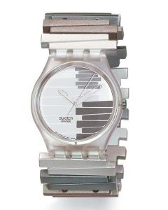Swatch Gent Flex Up Stairs Down GK334