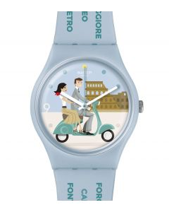 Swatch Gent Vacanze Romane - Destination Special Rom 2019 GZ333