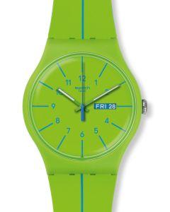 Swatch New Gent Verde Azul SUOG707