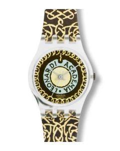 Swatch Lady VINCI'S TWIST LK124