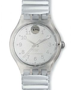 Swatch Automatic Virtual Silver SAK128