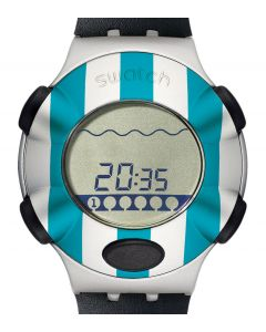 Swatch Irony .Beat Virtual Wave (Argentina) YQS1003N